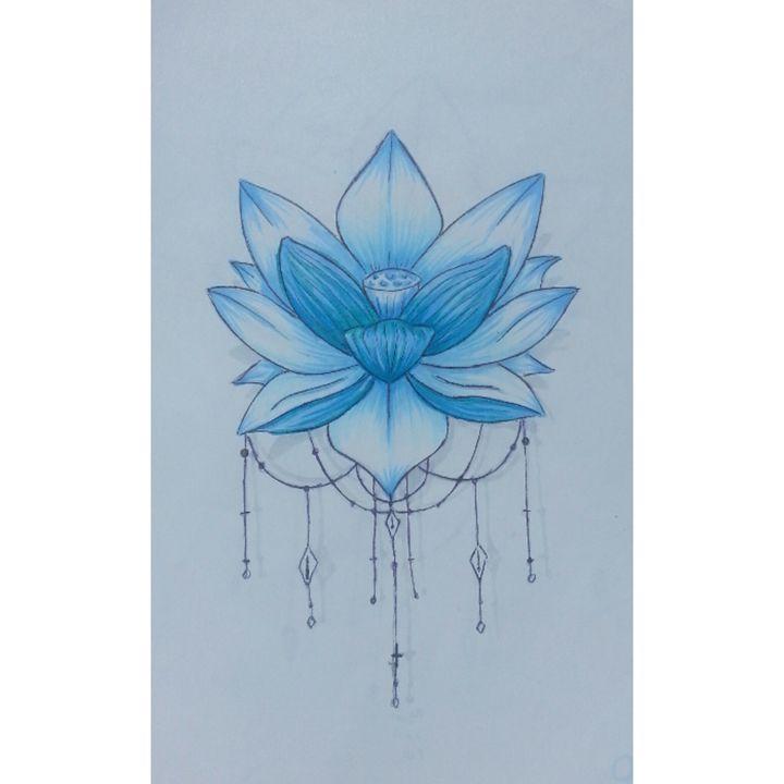 Lotus #3. - Nathan Raja Batts