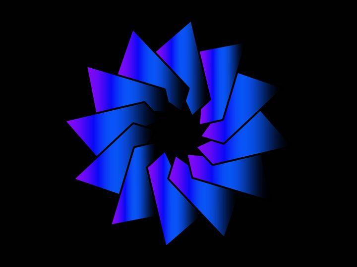 Blue - Cyberchip