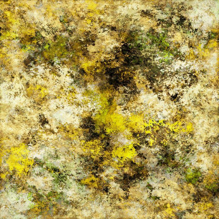 Finding yellow rocks - Keith Mills