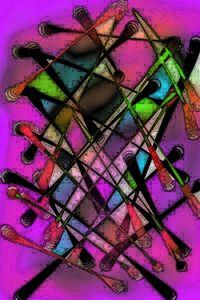 Puzzle of memories - zt art