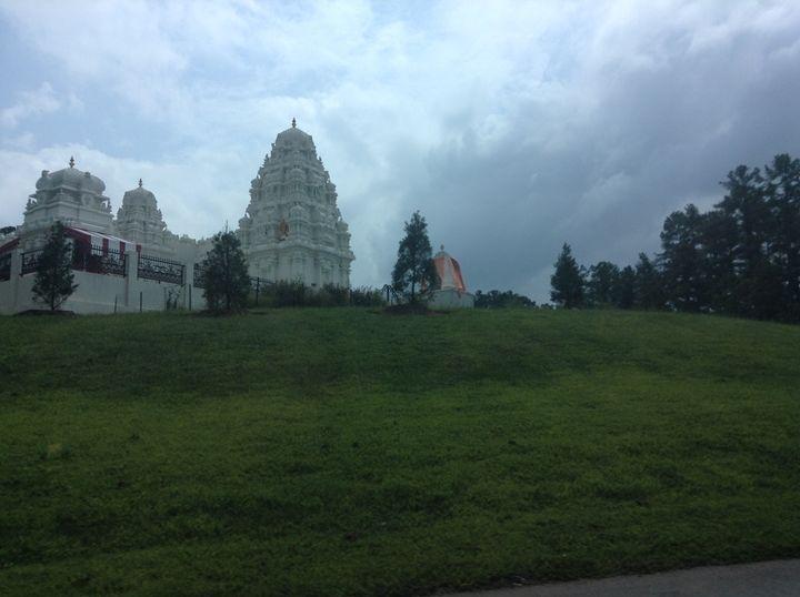 Hindu Temple Of Atlanta - Sreelatha Nandigiri