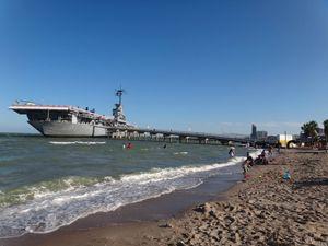 USS Lexington - Sreelatha Nandigiri