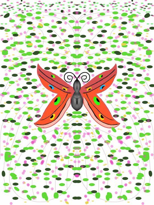 Butterfly - Sreelatha Nandigiri