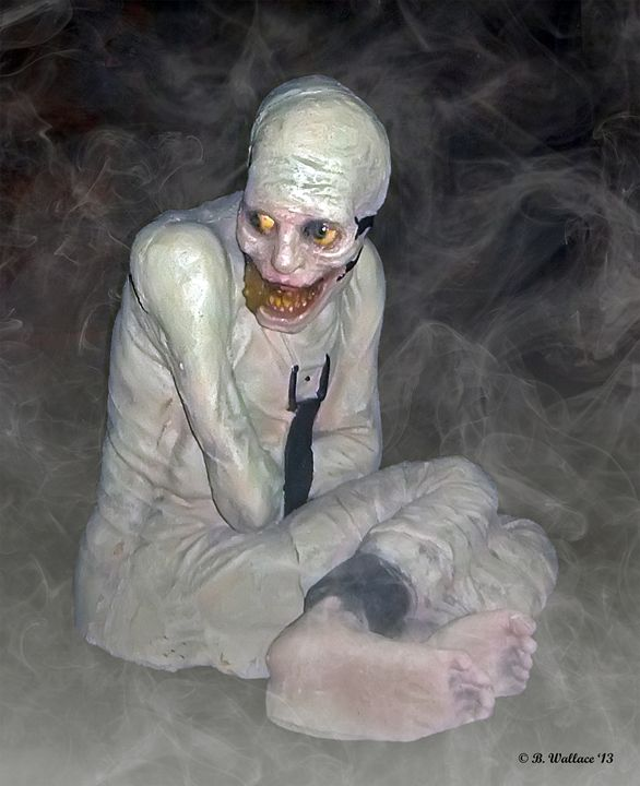 Mummy Dearest - Brian Wallace
