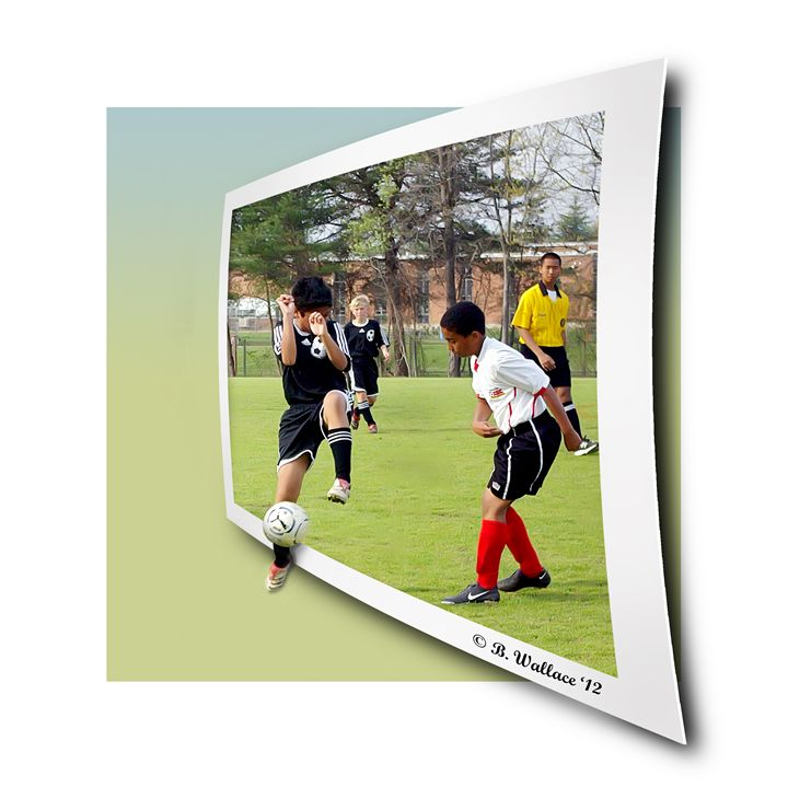 School Soccer - Brian Wallace