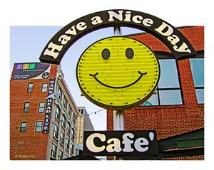 Have a Nice Day Cafe'