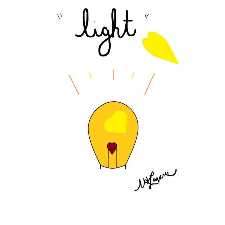 Light - N.K. Lazarre