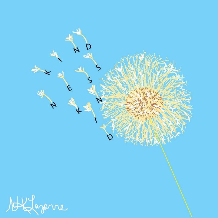 Seeds of Kindness - N.K. Lazarre