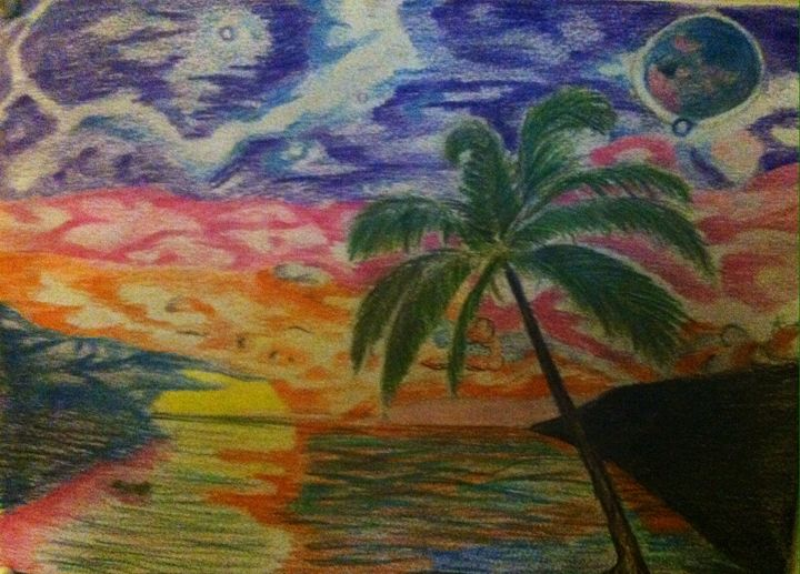Palm Tree - Mad Matt