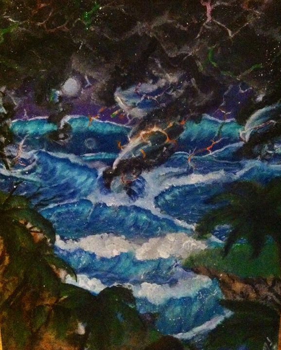 Tornado Ocean - Mad Matt