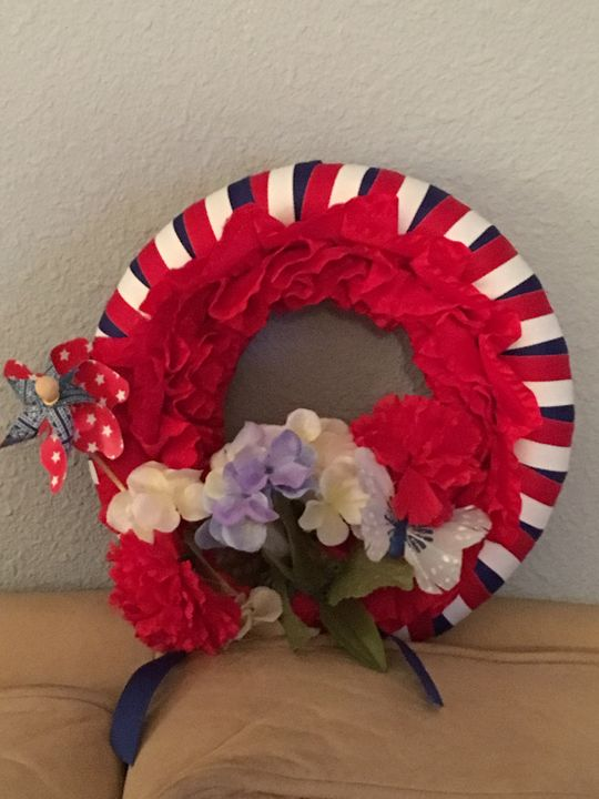 Patriotic - Terri's Fun Art and Home Decor