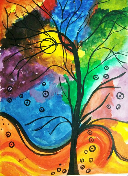Tree of colours - sonaZ