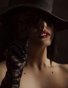 Red lips - Sotiriadis Giannis