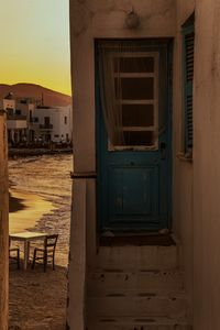 The door to beach - Sotiriadis Giannis
