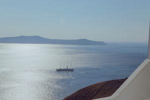 View in Santorini  santorini, white, - Sotiriadis Giannis