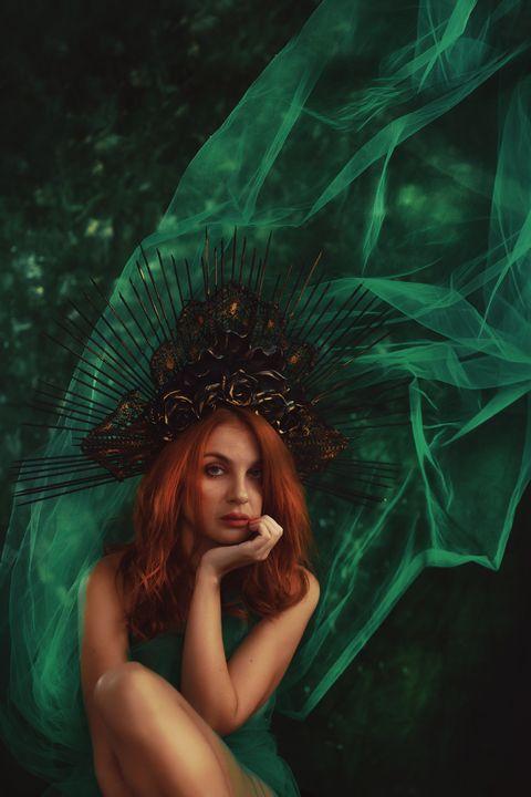 Green queen - Sotiriadis Giannis