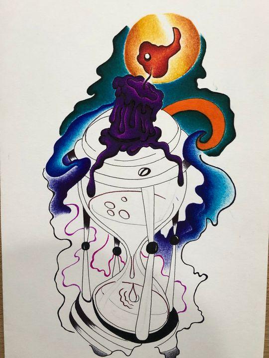 Abstract Art - Br1sk1ne