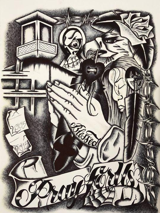 Prison Art - Br1sk1ne