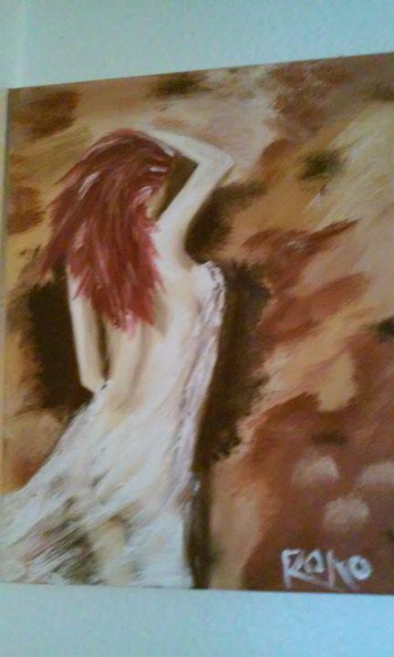 cheating women - Ortiz Fine Art