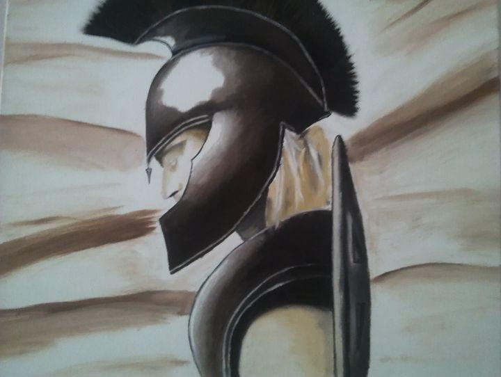 Achilles - Ortiz Fine Art