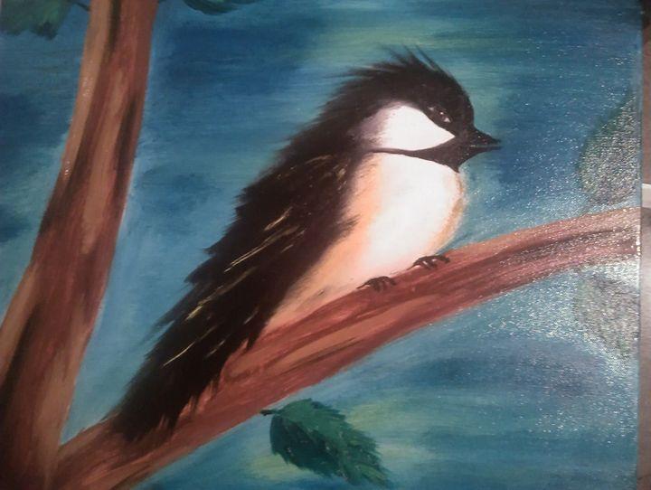 beyond the birds - Ortiz Fine Art