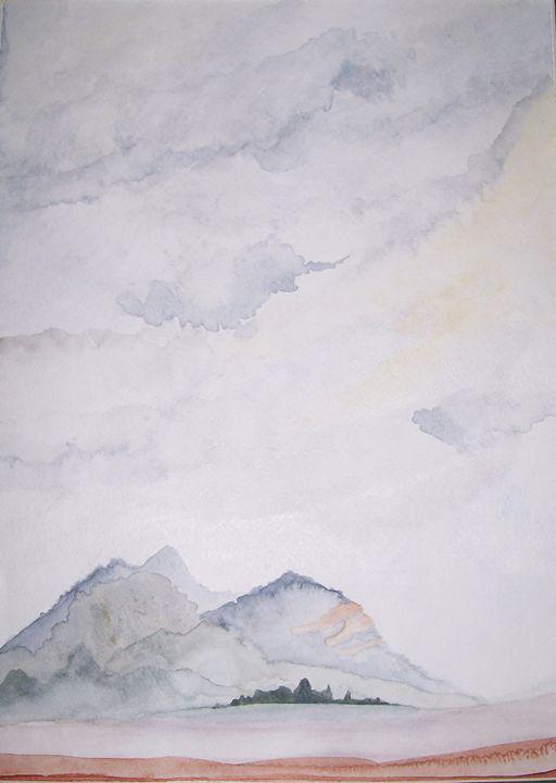 Lane Mountain - Mercurial Day