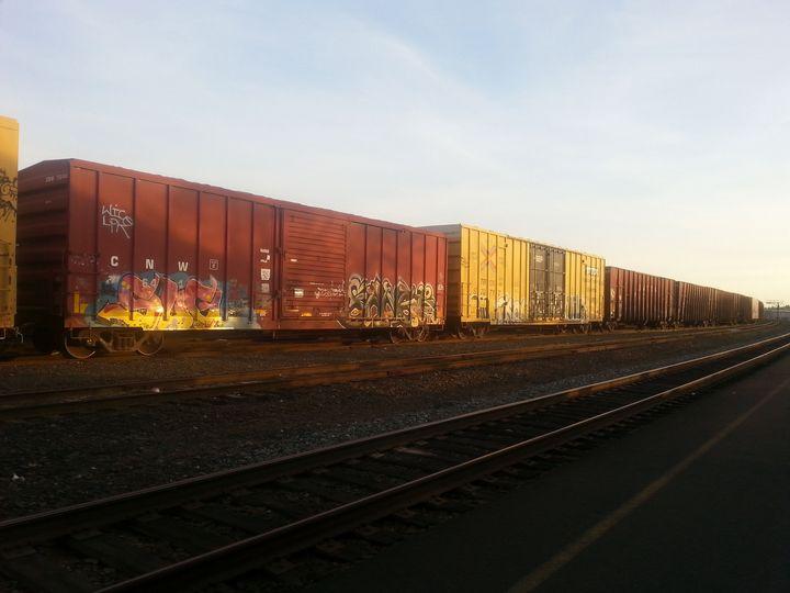 Glow Train - Mercurial Day