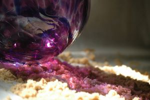 Sunshine Sea Float Violet Sand