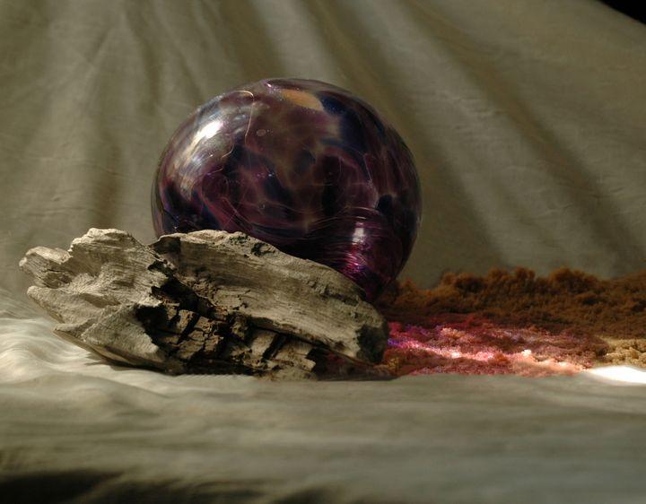 Violet Sand - Mercurial Day