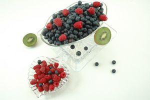 Fruit on Platters