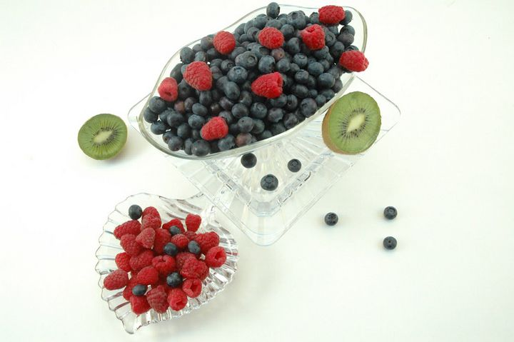 Fruit on Platters - Mercurial Day