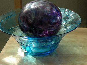 Gleaming Glass