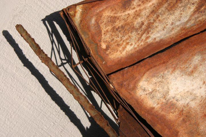 Rusty Shadow - Mercurial Day