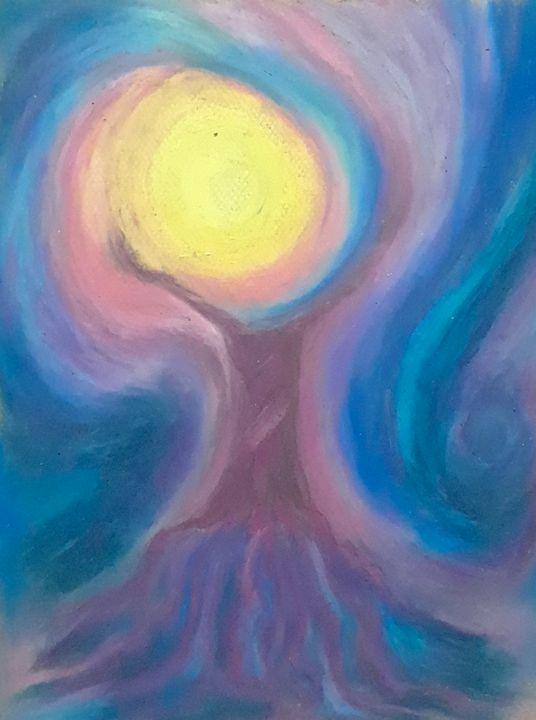 Tree of Life #2 - Jen Hallbrown Art