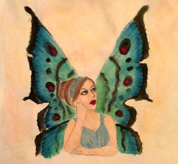 Daydream - Jen Hallbrown Art