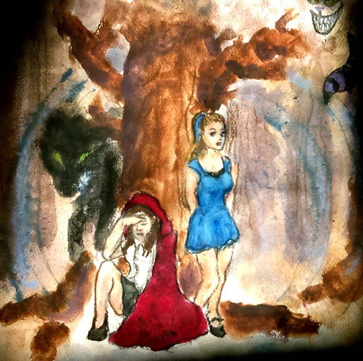 Lost - Jen Hallbrown Art