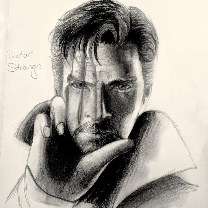 Doctor Strange - Meagan Calhoun