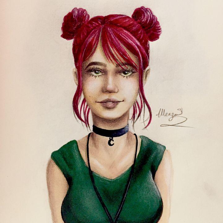 Redhead - Meagan Calhoun
