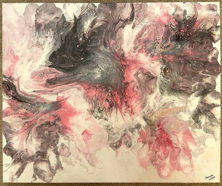 Cherry Blossom - Namrata's Artwork