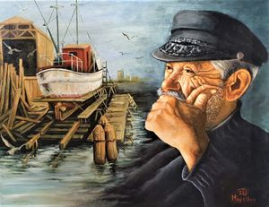 Captain Stratis - Morellos Arte (Ioannis Morellos)