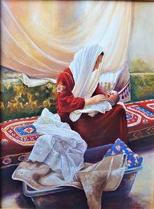 Oriental lullaby - Morellos Arte (Ioannis Morellos)