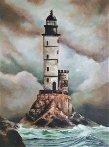 Lighthouse - Morellos Arte (Ioannis Morellos)