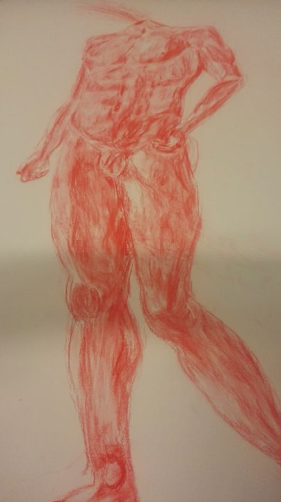 Red man - Wizard