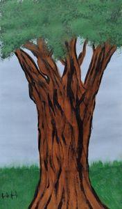 tree - Hallie's art