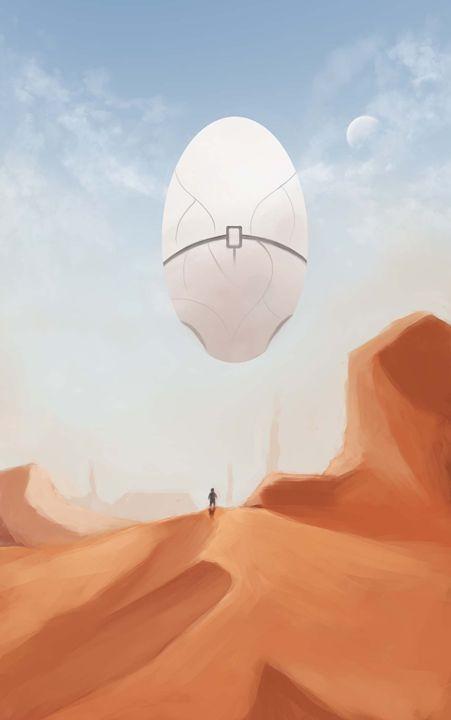 spaceship -  Jayveelimmariano