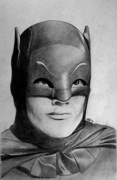 '66 Batman (Adam West) - Antonio Garcia