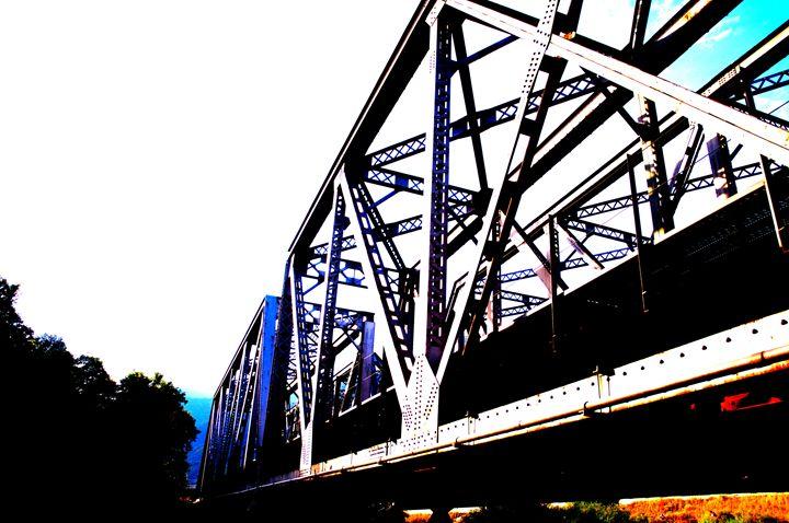 Train Bridge-1 - LiviaDesigns