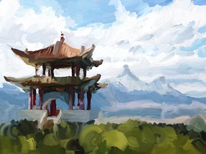 Chinascape - Midday Gallery