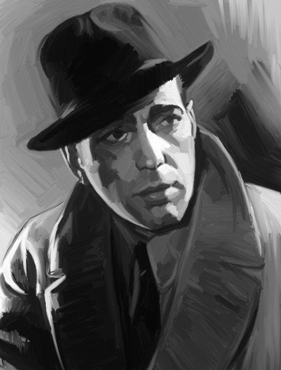 Humphrey Bogart - Midday Gallery