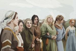 Slavic singers - Midday Gallery